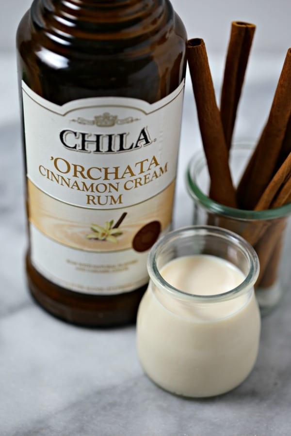 Chila 'Orchata White Hot Chocolate - Chila 'Orchata | CookinginStilettos.com