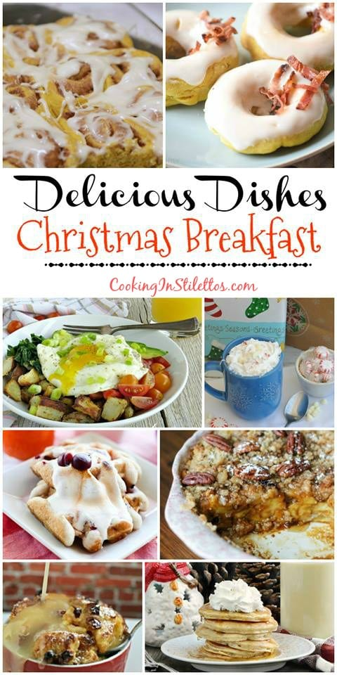 delicious dishes recipe party christmas breakfast recipes - Best Christmas Breakfast