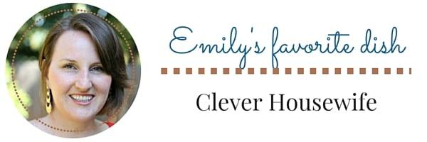 Emily's Favorite Dish | Delicious Dishes Recipe Party | CookingInStilettos.com