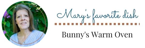Mary's Favorite Dish | Delicious Dishes Recipe Party | CookingInStilettos.com