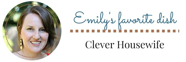 Emily's Favorite Dish | Delicious Dishes Recipe Party | CookingInStilettos.com
