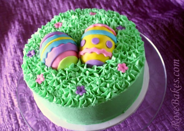 Delicious Dishes Recipe Party - Easter and Spring Recipes - Easter Treats from Rose Bakes | CookingInStilettos.com