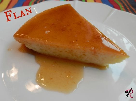 Delicious Dishes Recipe Party - Tasty Sandwiches - Easy Flan Recipe from Raes Books and Recipes | CookingInStilettos.com
