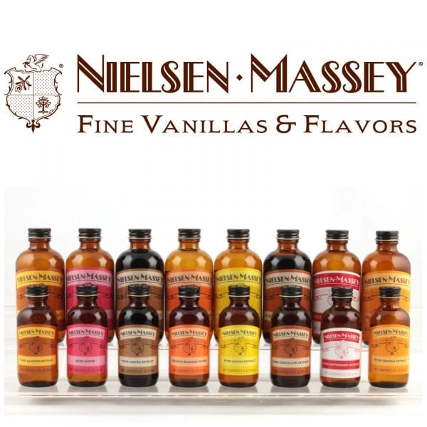 Nielsen-Massey Fine Vanillas and Flavors | CookingInStilettos.com