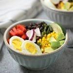 Southwestern Style Farro Breakfast Bowl #BrunchWeek
