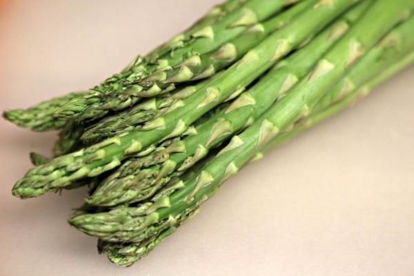 Spinach Artichoke and Asparagus Strata - Fresh Spring Asparagus | CookingInStilettos.com