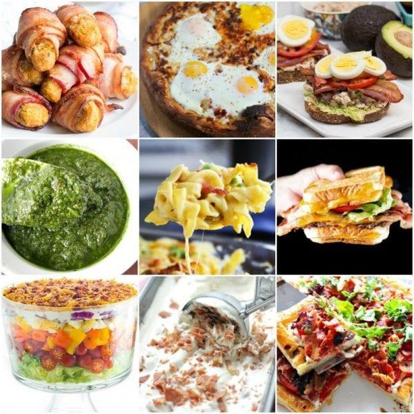 BaconMonth 2017 - August 16th Recipes | CookingInStilettos.com