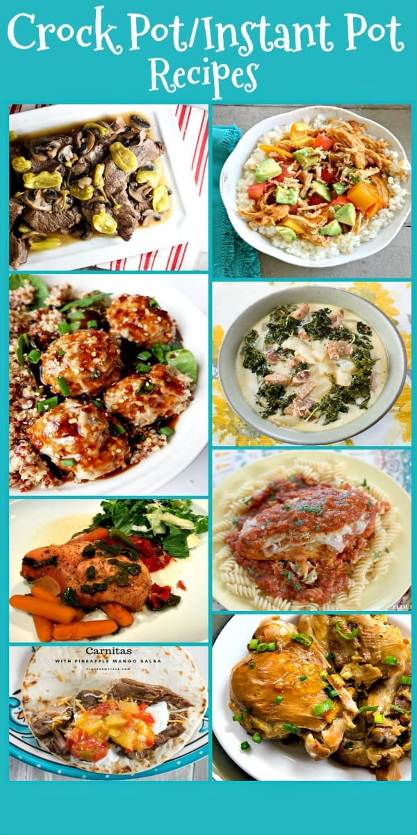 Delicious Dishes Recipe Party - Crock Pot & Instant Pot Recipes | CookingInStilettos.com